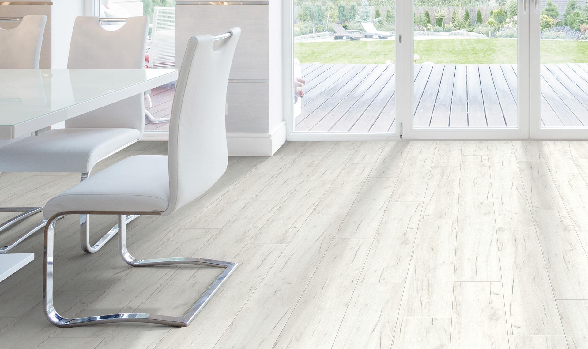 Panele Podłogowe Agat Ac5 Dąb Craft Biały Podłogi