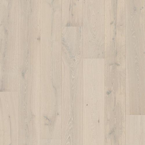 aranżacja 1 Deska podłogowa QUICK STEP 1-lamelowa Imperio Dąb biały everest ekstra matowy IMP3793