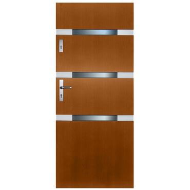 Drzwi zewnętrzne drewniane Exclusive
