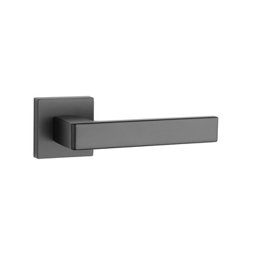 Klamka Aprile Sulla Q Slim 7 mm szyld kwadratowy