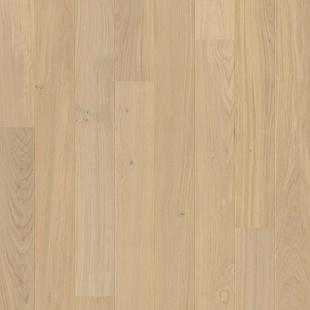 Deska podłogowa QUICK STEP 1-lamelowa Compact Dąb Bawełniany Biały Matowy COM1451