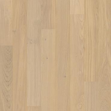 Deska podłogowa 1-lamelowa Compact Dąb Bawełniany Biały Matowy COM1451