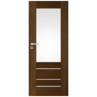 Skrzydło drzwiowe DRE fornirowane Dova 3 Natura