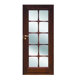 Skrzydło drzwiowe CAL fornirowane Arabeska 10s