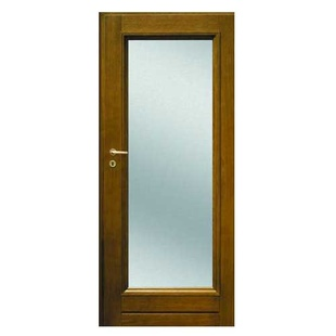 Skrzydło drzwiowe CAL fornirowane Arabeska 1s