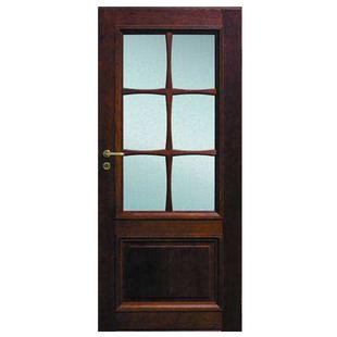 Skrzydło drzwiowe CAL fornirowane Arabeska 6s