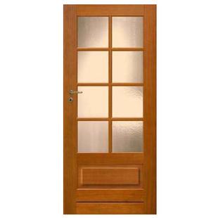 Skrzydło drzwiowe CAL fornirowane Hańcza 8s