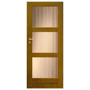 Skrzydło drzwiowe CAL fornirowane Kisajno 3s