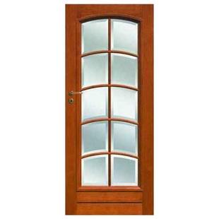 Skrzydło drzwiowe CAL fornirowane Menuet 10s