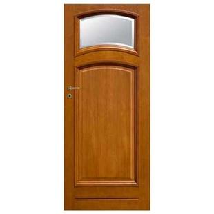 Skrzydło drzwiowe CAL fornirowane Menuet 1s