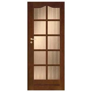 Skrzydło drzwiowe CAL fornirowane Necko 10s