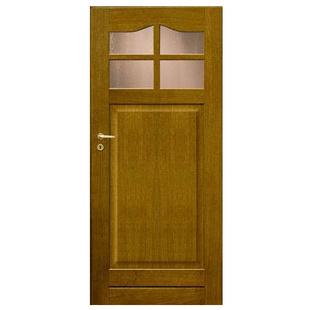 Skrzydło drzwiowe CAL fornirowane Necko 4s