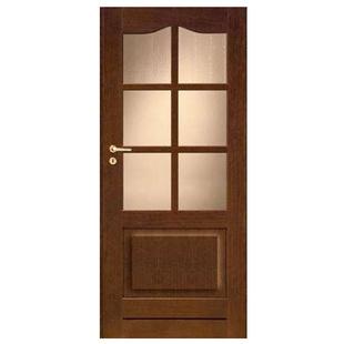 Skrzydło drzwiowe CAL fornirowane Necko 6s