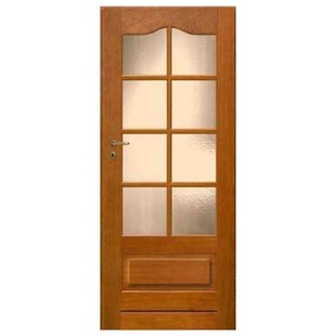 Skrzydło drzwiowe CAL fornirowane Necko 8s