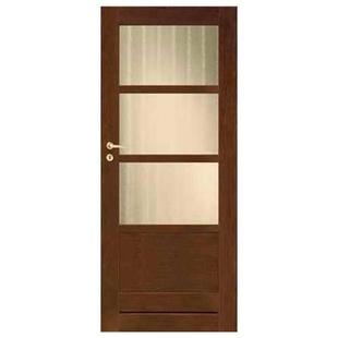 Skrzydło drzwiowe CAL fornirowane Niegocin 3s