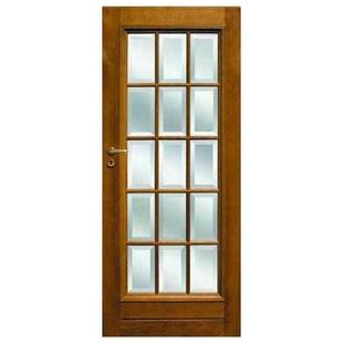 Skrzydło drzwiowe CAL fornirowane Opera 15s