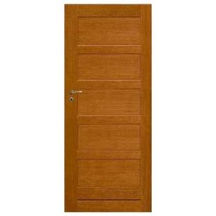 Skrzydło drzwiowe CAL fornirowane Sajno