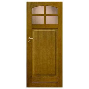 Skrzydło drzwiowe CAL fornirowane Szelment 4s