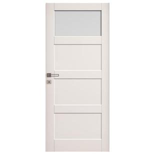Skrzydło drzwiowe Bianco Fiori 2