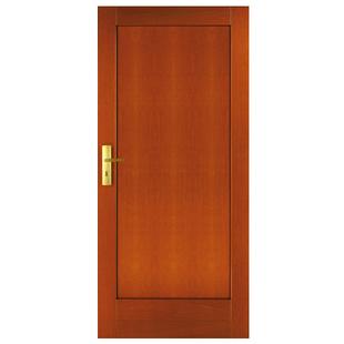 Drzwi zewnętrzne drewniane płycinowe CAL Skrzyczne kolekcja Klasyczna