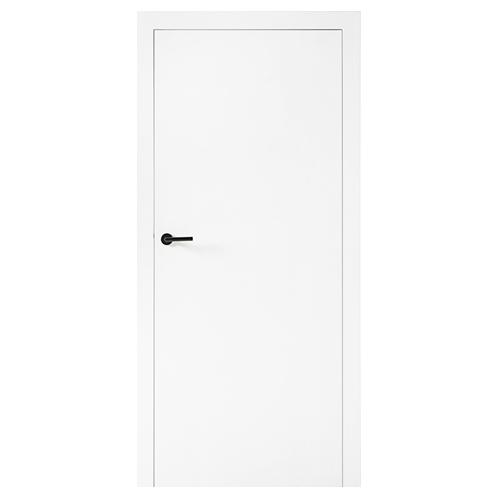 Skrzydło Drzwiowe Smart Bez Muf Kolor Biały