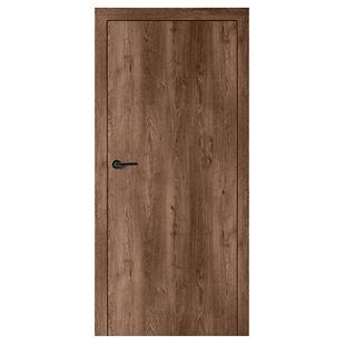 Skrzydło drzwiowe VOX Smart bez muf kolor Dąb Szkarłatny