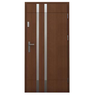 Drzwi zewnętrzne drewniane Salerno