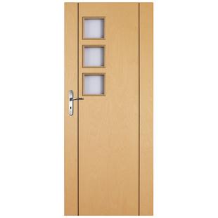 Skrzydło drzwiowe DRE fornirowane Galeria Natura 11