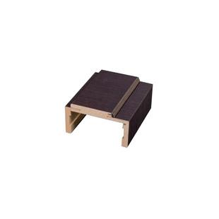 Ościeżnica MDF regulowana bezprzylgowa Połysk 8 cm