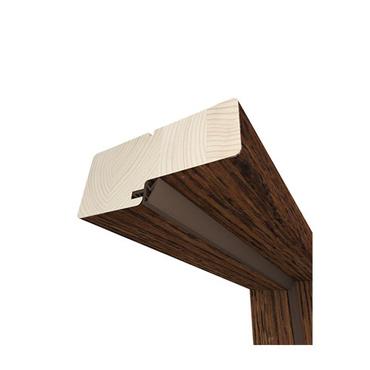 Ościeżnica drewniana stała bezprzylgowa Duo