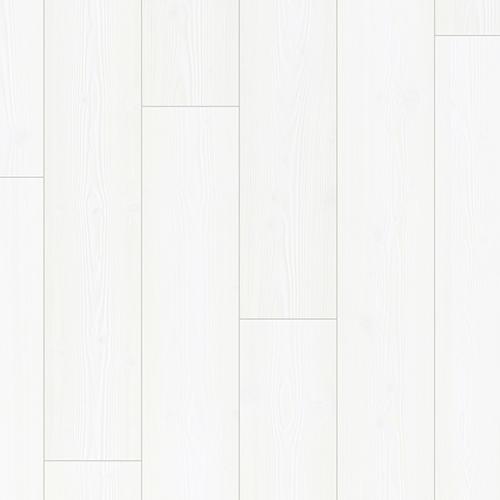Panele Podłogowe Impressive Wodoodporne Deski Białe Im1859