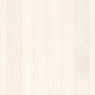 Deska podłogowa 1-lamelowa Castello Ivory White Ash CAS1479 lakier satyna