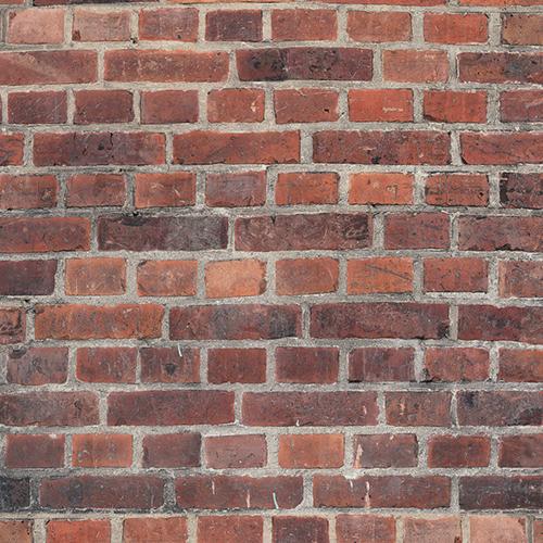mattone rosso Ściana Ściana dekoracyjna d