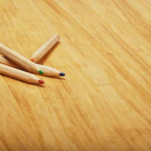 Deska podłogowa Biuro Styl Bambus prasowany Natur lakierowany 12x125x915