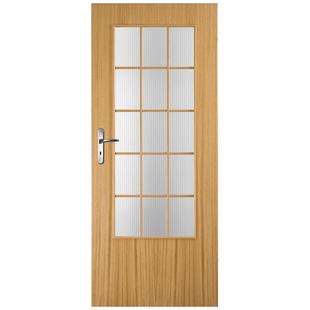 Skrzydło drzwiowe DRE fornirowane Standard Natura 30s