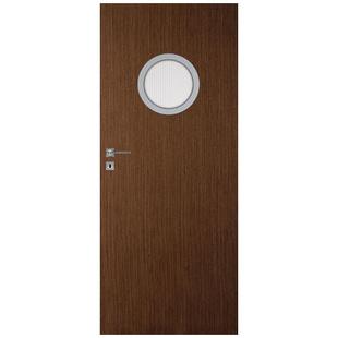 Skrzydło drzwiowe DRE bezprzylgowe fornirowane Standard Bulaj Natura
